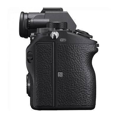 Цифровая камера Sony Alpha ILCE-7M3 Body black (A7M3)