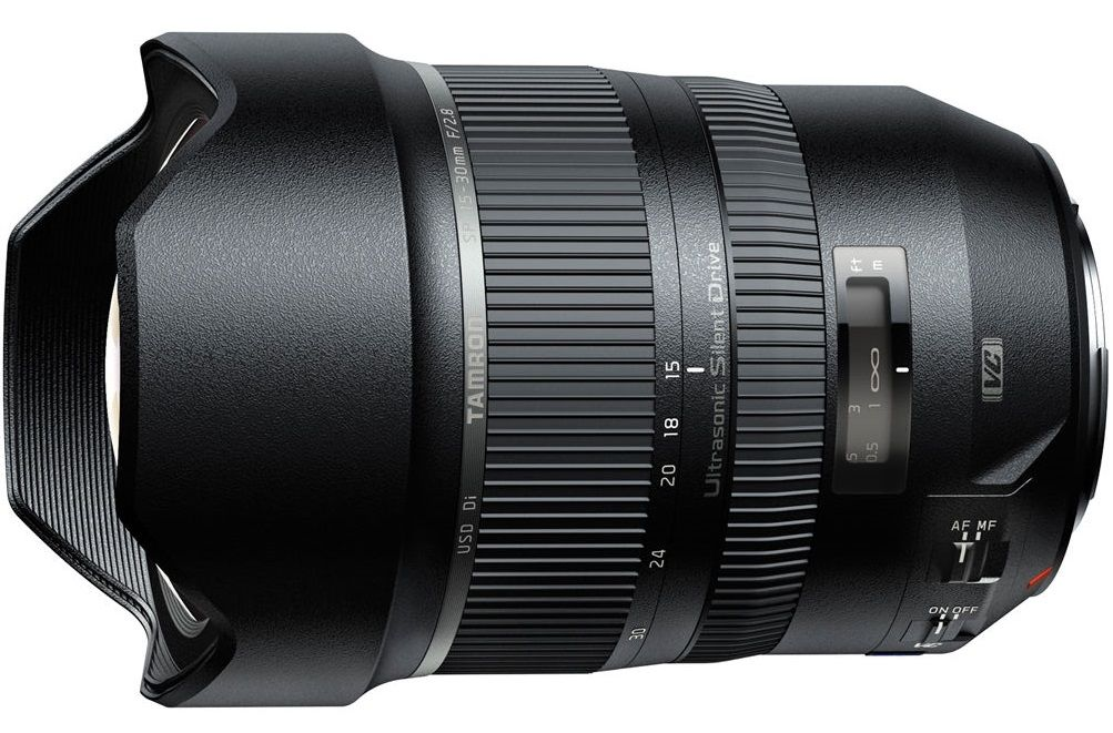 Tamron SP 15-30mm F/2.8 Di VC USD для Canon
