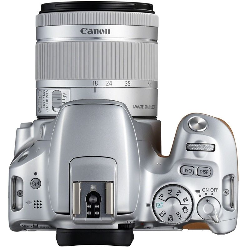 Canon EOS 200D Kit 18-55mm IS STM Silver